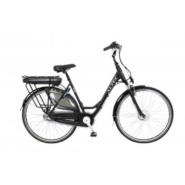 Altec Diamond E-Bike 375 Wh N-3 Mat Zwart 2018