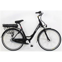 Altec Diamond E-bike N3 Matzwart