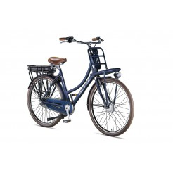 Altec Kratos E-Bike Bafang VW-Samsung 400Wh Midnight Blue 2019