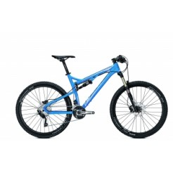 Univega Renegade Performance 27.5 inch E-bike Blue