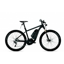 Univega Vision Impulse S 4.0 15 inch E-bike Magic Black/Grey Matt